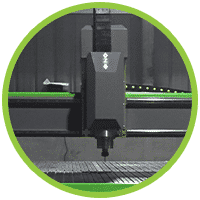 Piranha Pro CNC Router Machine Spindle