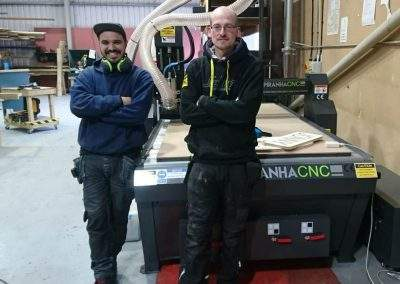 Piranha CNC Router