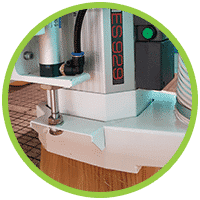 Piranha Pro CNC Router Machine Spindle