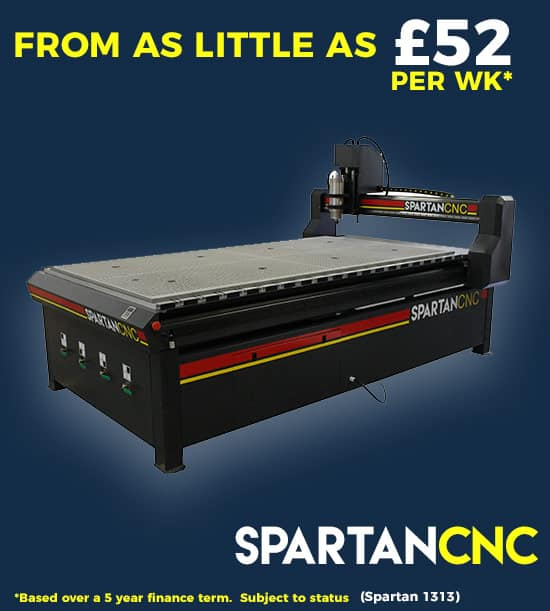 Spartan CNC Routers