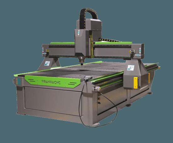 piranha cutting machine