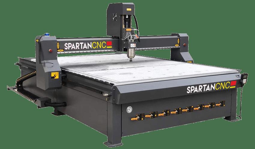 Spartan CNC routers UK