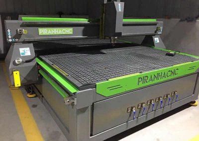 Piranha 2030 CNC router