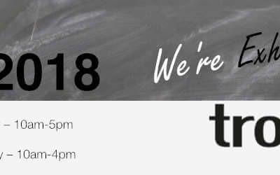 Visit Us At Trophex 2018