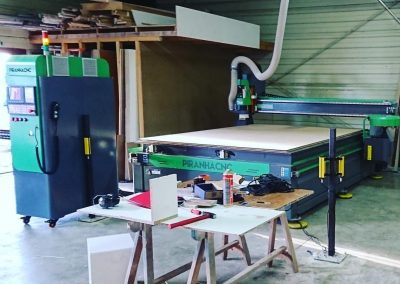 CNC Router Install France - Radecal