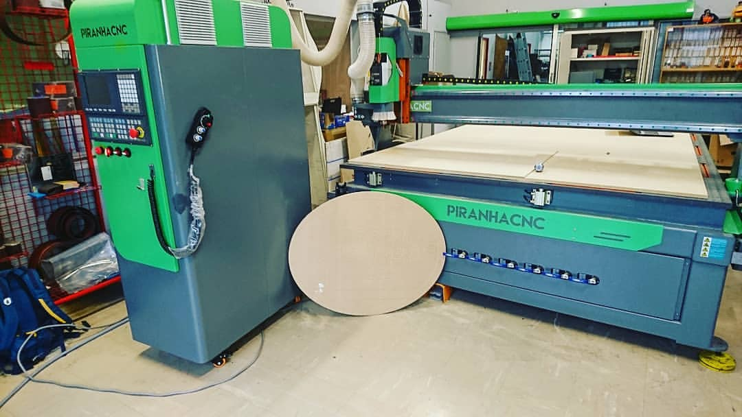 ATC CNC Router | Automatic Tool Change CNC Router